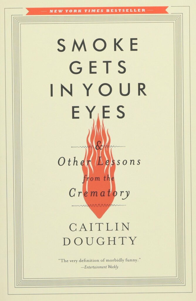 smoke gets in your eyes book cover
