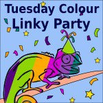 tuesday color linky party icon
