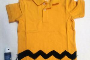 charlie brown shirt for halloween