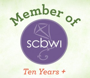 Member of SCBWI 10 Years +