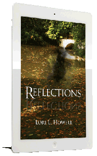 iPad - Reflections - by Lori Howell