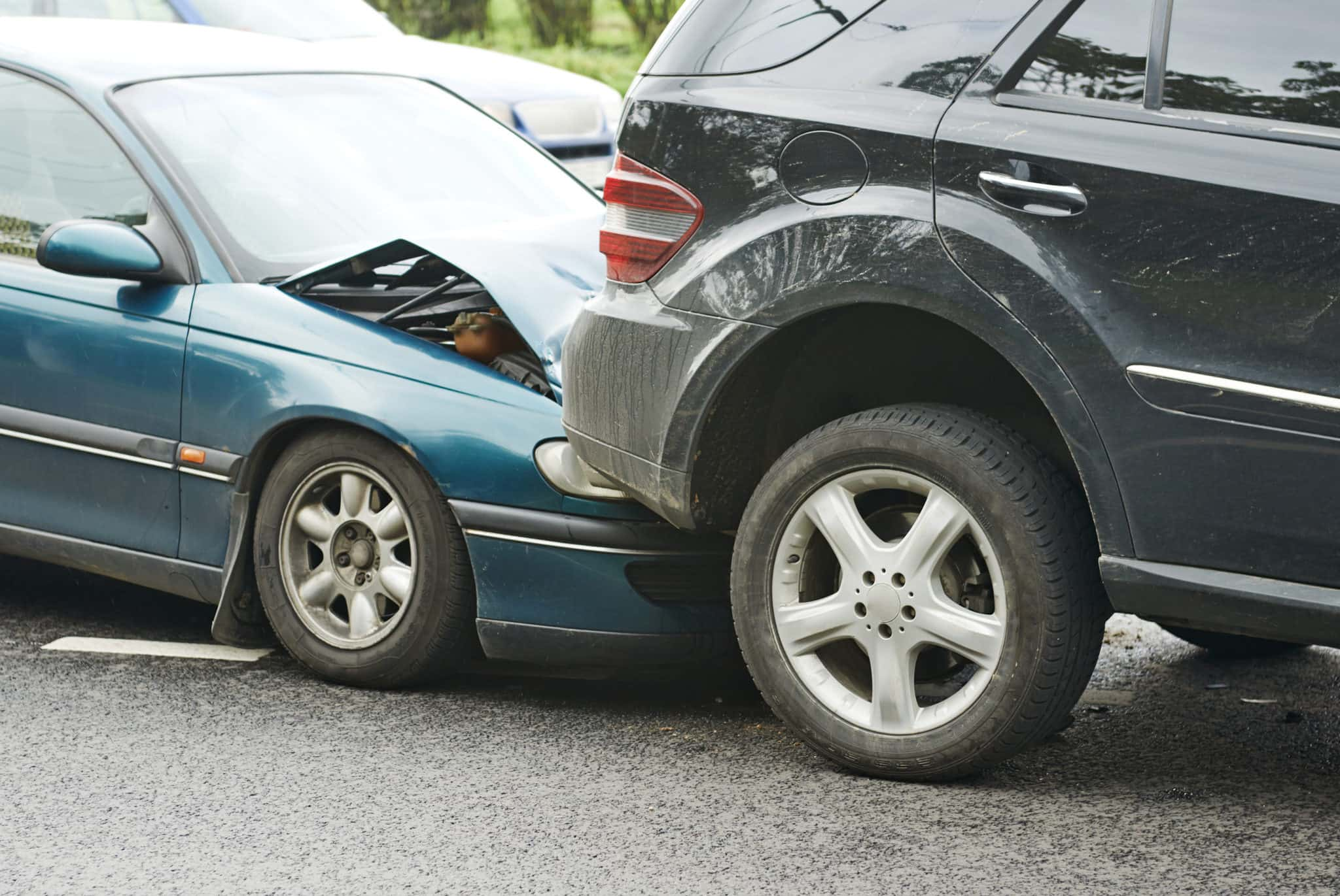 What City in Texas Has the Most Car Accidents?