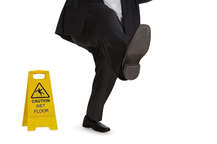 arlington slip and fall lawyer