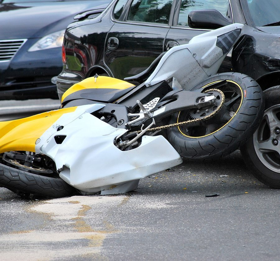 motorcycle hit and run