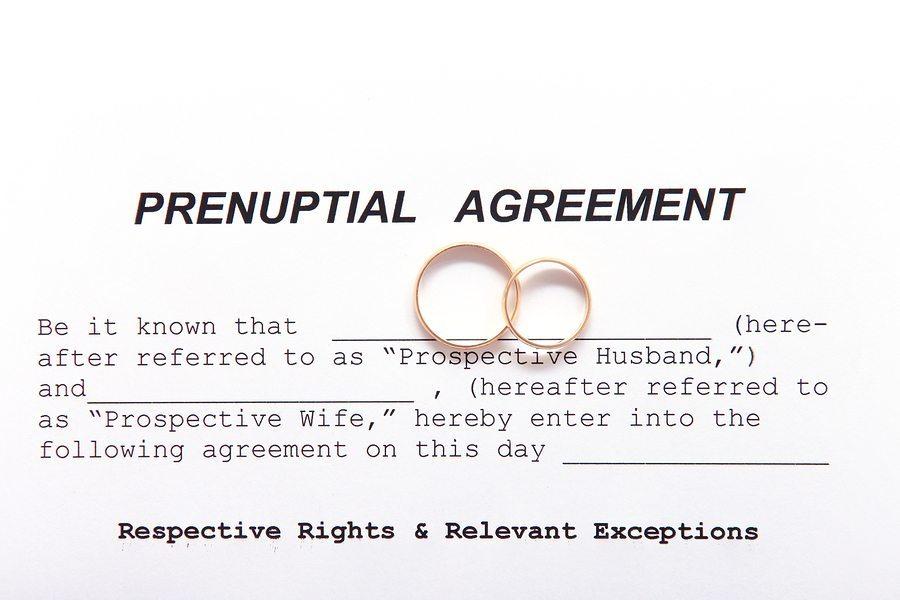 houston tx prenuptial agreement attorney