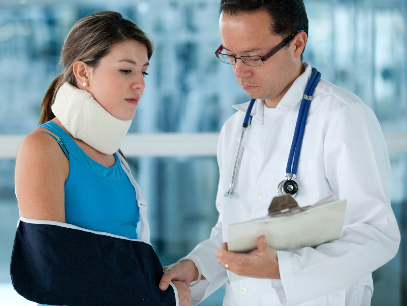 Kinds of Personal Injuries in Texas Law