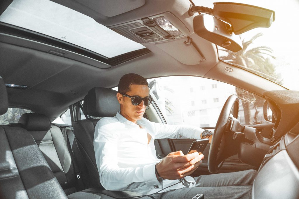 Dallas Car Accident Lawyers 1024x683 - Determining Fault in a Texting and Driving Car Accident in Texas