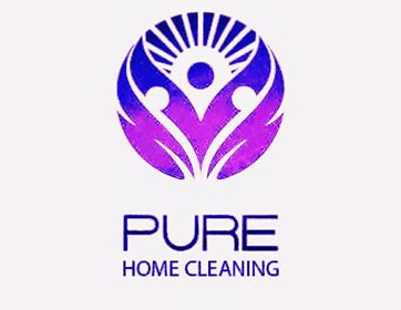 Logo Design Pure Home Cleaning