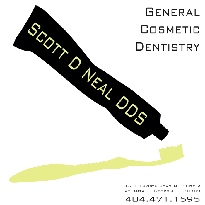 Dental Yellow Pages Ad by Gary Crossey