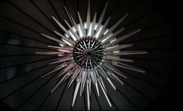 Design by Gary Crossey - Still from Clock Animation
