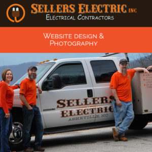 Sellers Electric Website Design