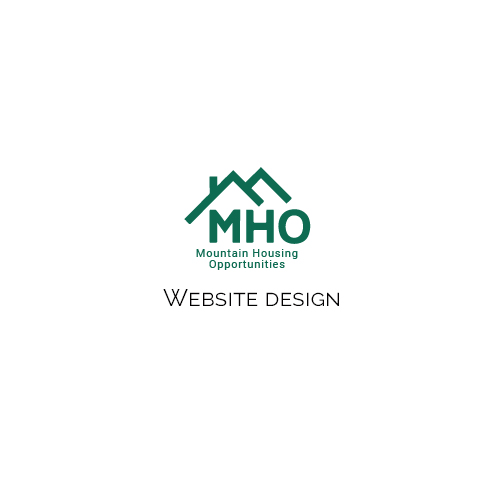Asheville MHO Website Design