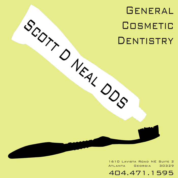 Yellow Page Ad - Dentist