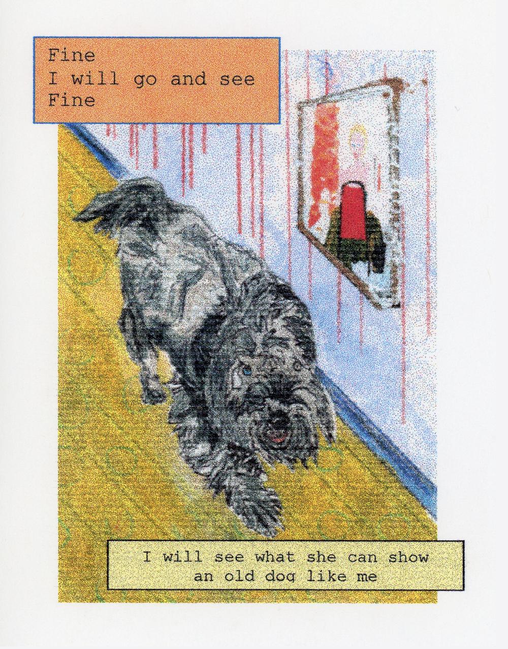 Illustration By Gary Crossey