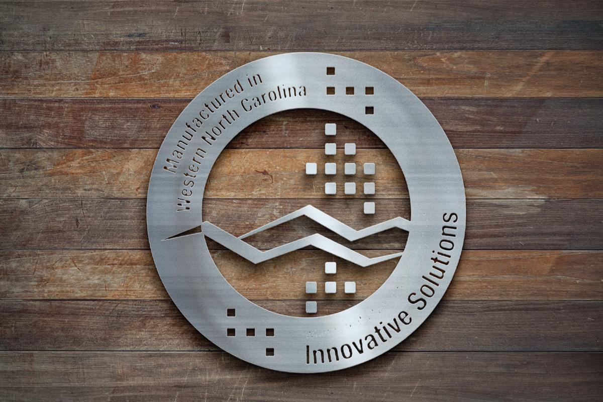 Logo Design Asheville Manufacturiung