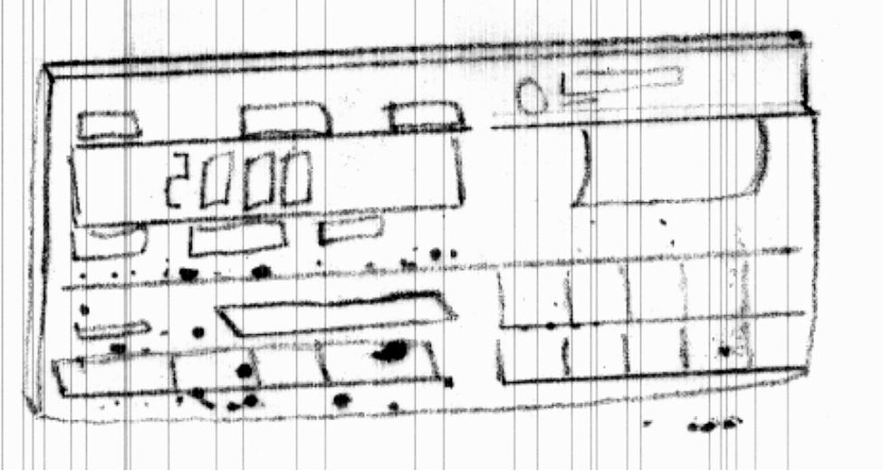 Sketch for Illustration