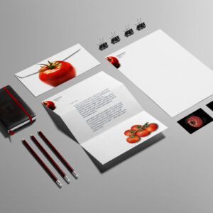 Letterhead and Stationery Design