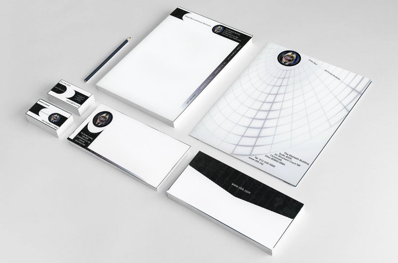 Stationery Corporate Identity Design by IrishGuy Design Studio