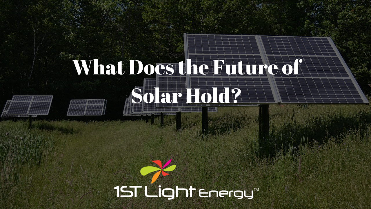 What Does the Future of Solar Hold