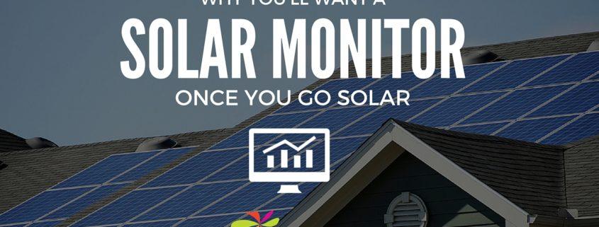 Solar Monitor system