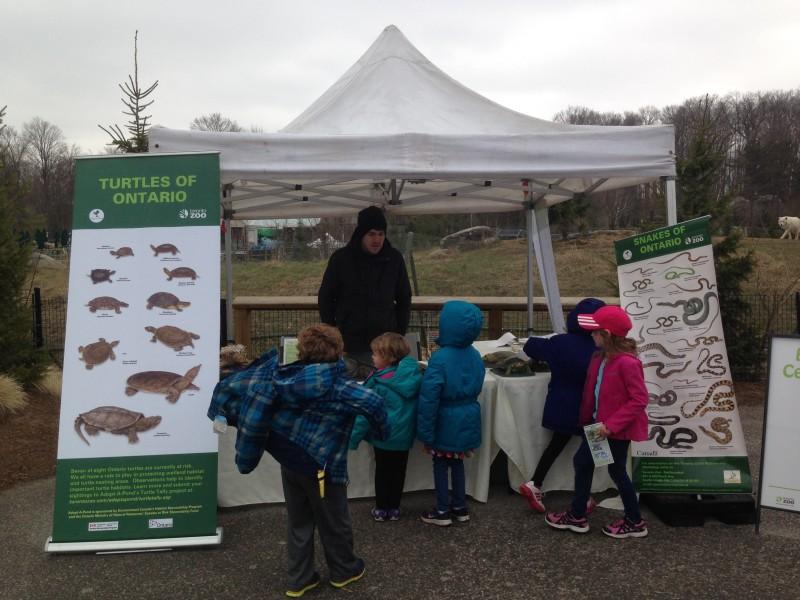 Toronto Zoo Earth Day