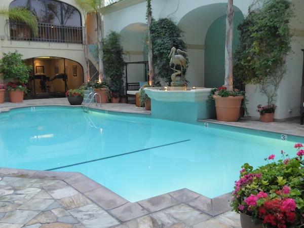 Beverly Wilshire Pool