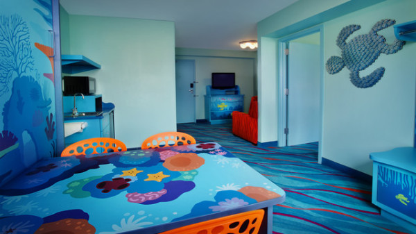 Cool kids hotel rooms