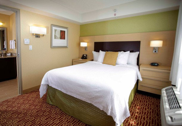 Towneplace Suites Bedroom