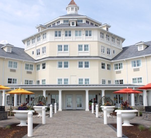 A complete review of the newly renovated Cedar Point Hotel Breakers with park guide for families.
