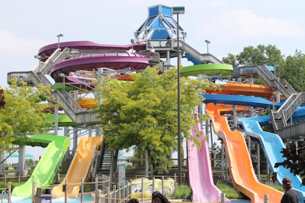 Soak City at Cedar Point