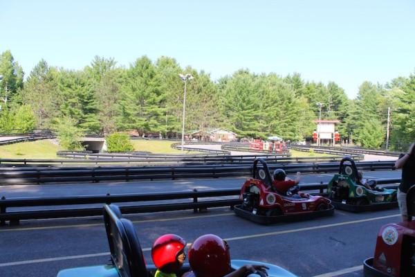 Santa's Village Go-Kart Course