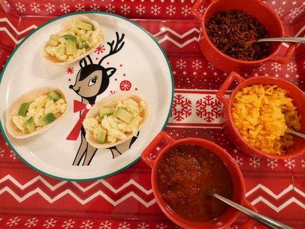 5 Favourite Holiday Food Hacks Using Old El Paso Tortilla Bowls