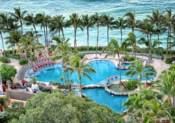 luxury family resorts in Oahu, Hawaii