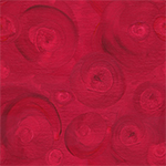 painted rose seamless pattern