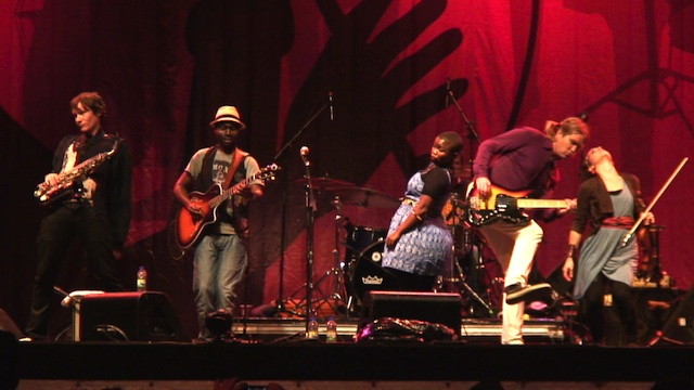 Photo of FreshlyGround and MiCasa set to perform at the UCT's 20years of Freedom Celebration concert