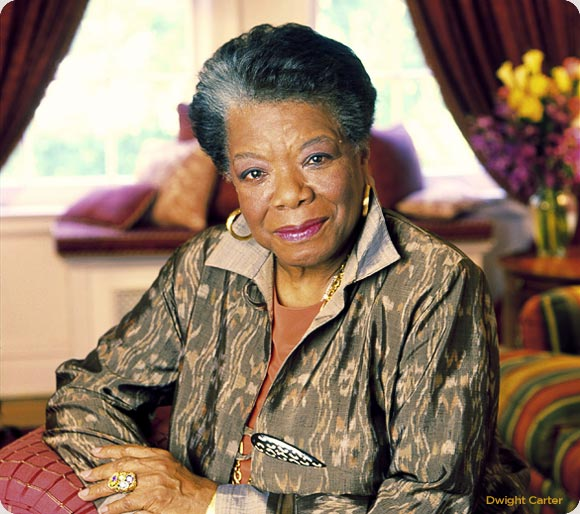 Photo of The greatest woman, an inspiration to many… Maya Angelou, dies at 86