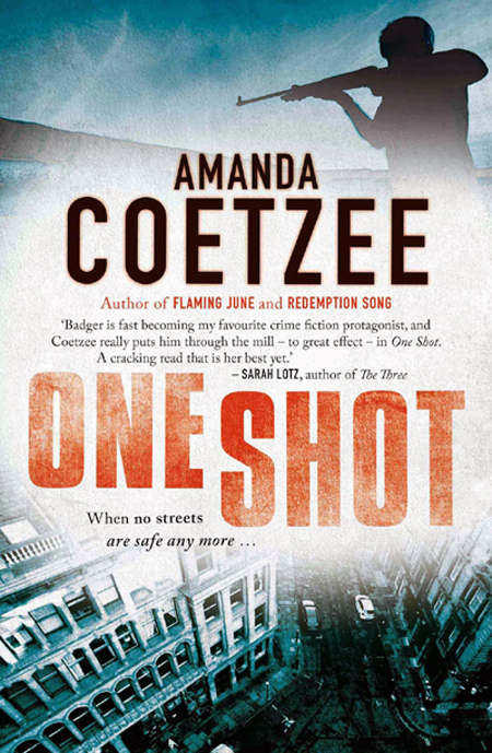 Photo of ONE SHOT – AMANDA COETZEE