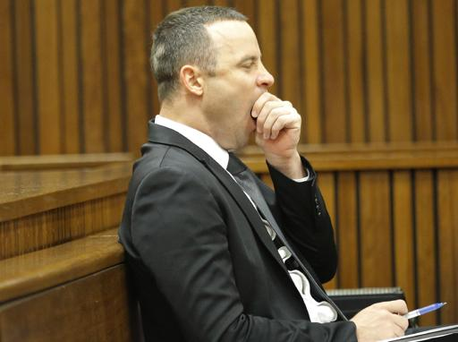 Photo of Oscar Pistorius' Mental Observation… journey continues