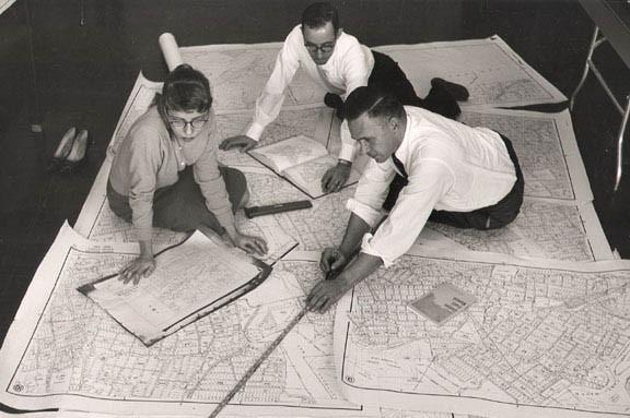 Geographers_Cartographers