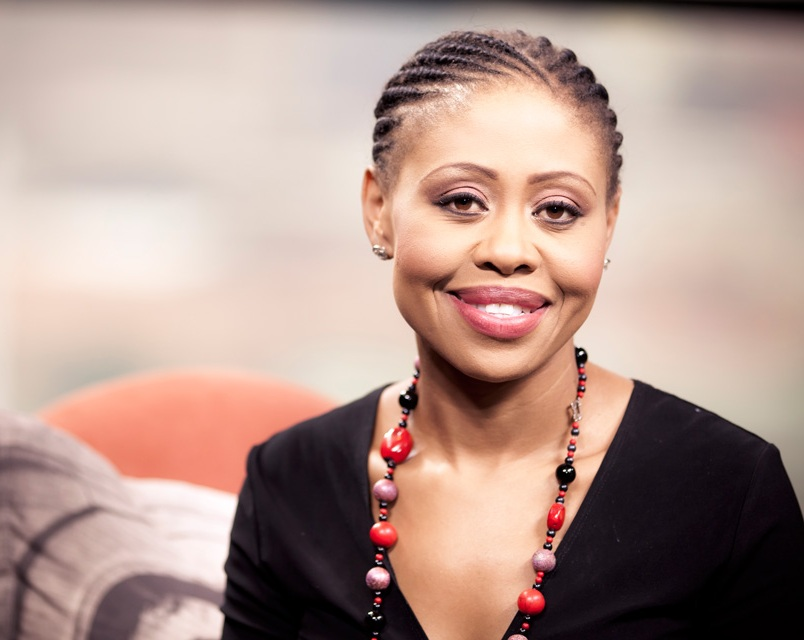 Photo of Interview With Talk Radio 702 Host- Redi Tlhabi