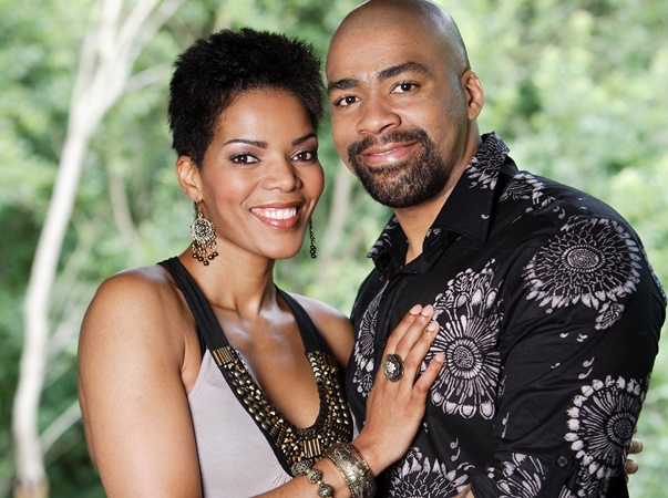 Photo of South African Actors And Their Wives