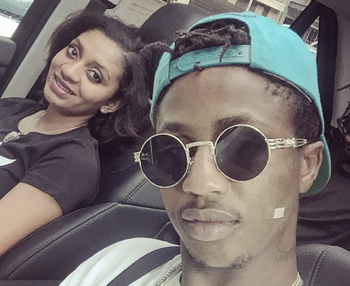 Cute Pictures of Emtee And His Baby Mama