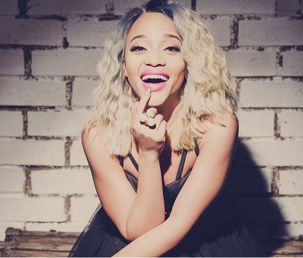 Photo of Watch: Thando Thabethe Shares The Most Hilarious Activities One Can Do During Lockdown