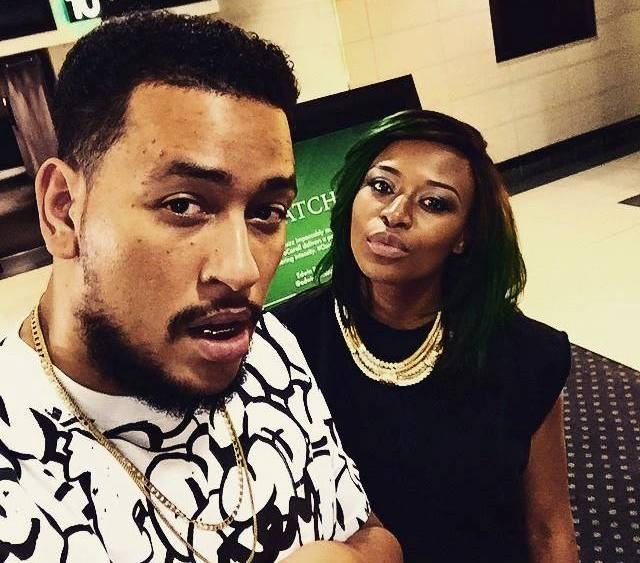 Photo of No More Mr Nice Guy: AKA Is Tired Of Dj Zinhle!