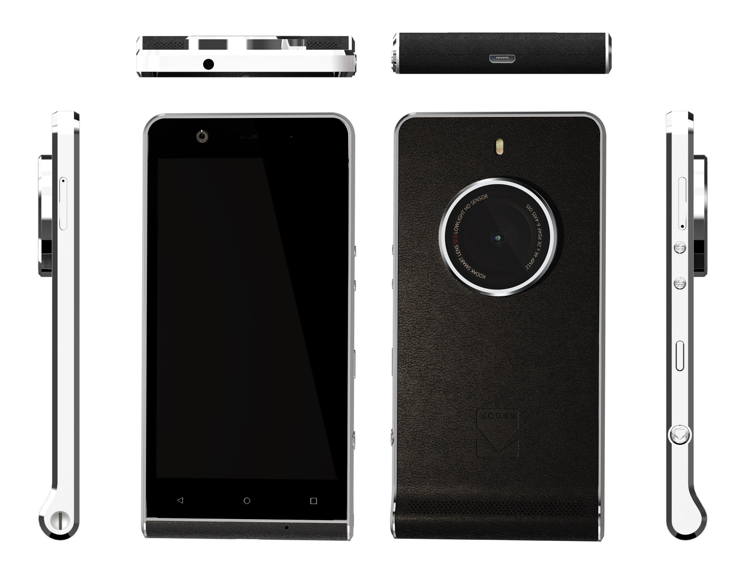 Photo of Everything You Need To Know About The Kodak Ektra Smartphone