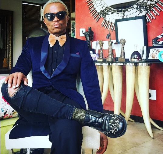 Photo of Somizi Says He Will Enter The Miss SA 2018 Pageant