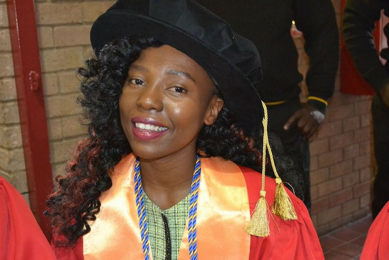 Photo of Meet SA's Youngest Female PhD Graduate Musawenkosi Saurombe