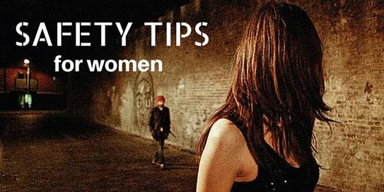 Photo of 5 Important Safety Tips For Woman And Girls In South Africa