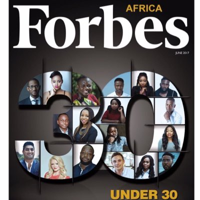 Photo of 8 South Africans Listed On Forbes Africa Top 30 Under 30