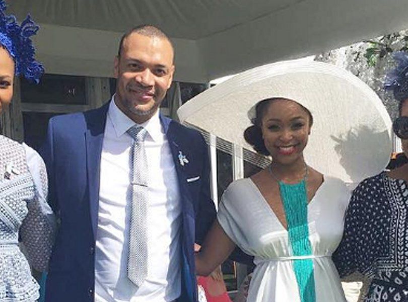 Photo of Quinton Jones, Minnie Dlamini's Husband – 10 Things You Must Know About